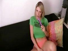Anal Blonde Double Penetration German