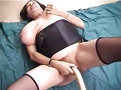 BBW Big Boobs Granny Hardcore