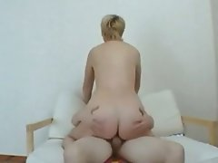 Big Butts Blonde Hairy MILF