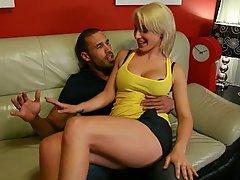 Ass Licking Blonde Blowjob MILF Wife