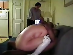 Amateur Big Butts Blonde Interracial