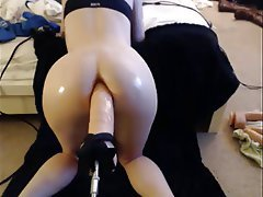 Amateur Anal Masturbation Webcam