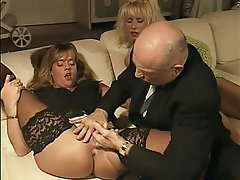 German Group Sex MILF Old and Young