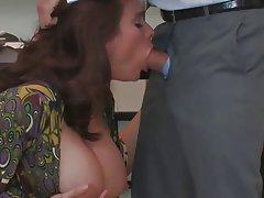 Big Boobs Big Butts MILF Secretary