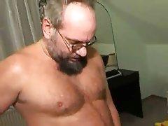 Anal Blowjob Cumshot German