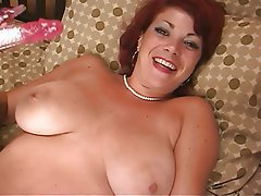 Masturbation Mature Redhead Big Boobs