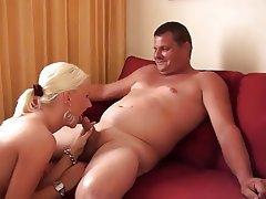 Amateur Babe Blonde German
