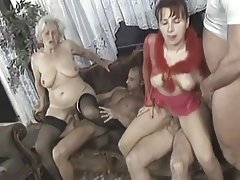 Amateur Granny Group Sex Mature