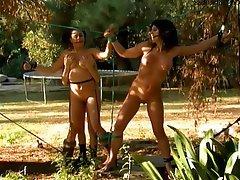 Asian BDSM Bondage Lesbian