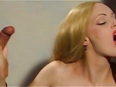 Anal Blonde Blowjob Gangbang Group Sex