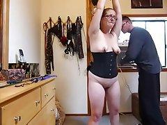 Amateur BDSM Skinny