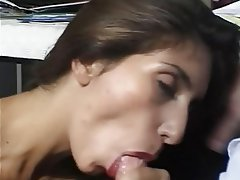 Brunette Arab