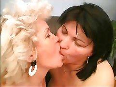 Granny Hairy Lesbian
