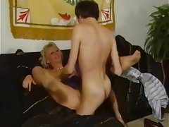 Blonde German Hairy Vintage