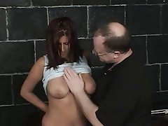 BDSM Blowjob Old and Young