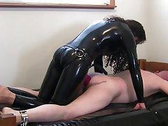 Anal BDSM Femdom Latex