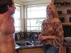 Babe Big Tits Blonde Hardcore
