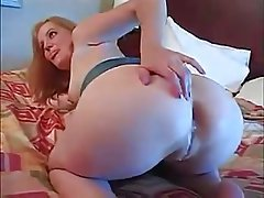 Amateur Anal Creampie Mature Redhead