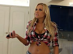 Big Tits Blonde Fucking Hardcore