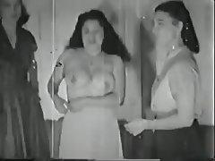 Lesbian Spanish Threesome Vintage