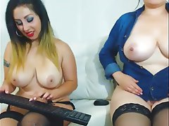 Amateur Big Boobs Threesome Webcam