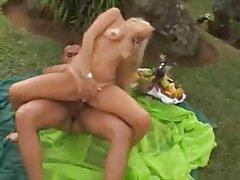 Anal Blowjob Brazil Blonde