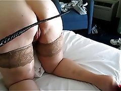 BBW BDSM Mature Spanking