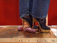 Foot Fetish Nylon