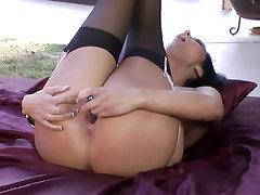 Babe Big Tits Feet Fetish Panties