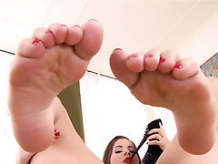 Blowjob Feet Fetish Toys