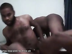Ebony Creampie Amateur