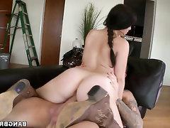 Amateur Big Ass Big Tits Blowjob