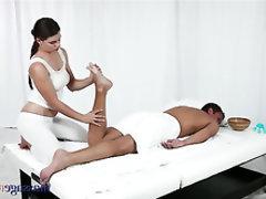 Babe Feet Indian Massage