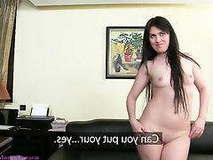 Babe Big Cock Ebony Blowjob