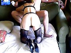 Blowjob Stockings Amateur