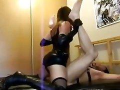 Anal BDSM Femdom Strapon