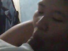 Amateur Chinese Blowjob Cumshot