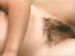 Anal Masturbation Brunette Hairy