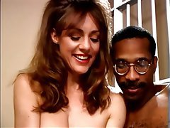 Blowjob Facial MILF Interracial