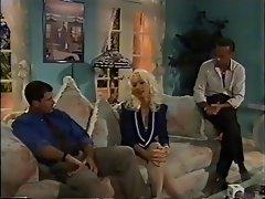 Anal Blonde Bukkake Double Penetration