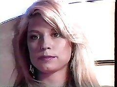 Blonde Cumshot Pornstar Vintage