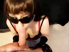 Blowjob Glasses POV Amateur