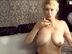 Mature Amateur Masturbation Granny