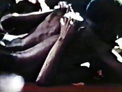 Group Sex Interracial Vintage
