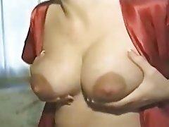 Babe Big Boobs Blowjob Nipples Vintage