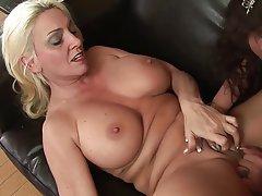 Blonde Lesbian Mature