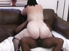 BBW Hardcore Interracial Mature