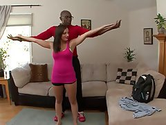 Brunette Cuckold Hardcore Interracial