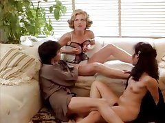 Mature Hairy Threesome Vintage