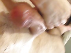 Handjob Mature Old and Young
